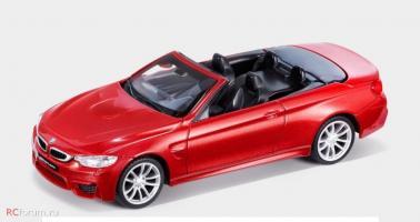 Прикрепленное изображение: BMW M4 cabrio - CMC toys.jpg