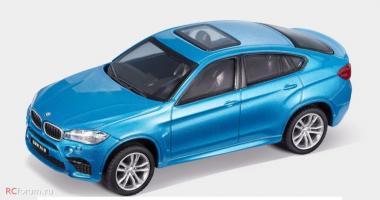Прикрепленное изображение: BMW X6M - CMC toys.jpg
