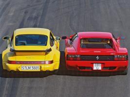 Прикрепленное изображение: 911 Turbo S 3.6 & Ferrari Testarossa.jpg