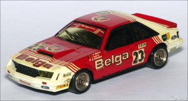 Прикрепленное изображение: 1983 Ford Mustang GT - Spa 24 Hours - P.Martin - J.M.Martin - V.Woodman - Mini Racing Kits - 0528 - 1_small.jpg