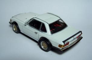 Прикрепленное изображение: 2  Mercedes 500 SL TEST Monte Carlo 1981.JPG