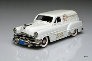 Прикрепленное изображение: Pontiac Sedan 1953 Delivery La Salle Florist Brasilia Press USA Brooklin Models BRK31x.png