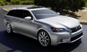Прикрепленное изображение: 11-08-29-fourth-gen-lexus-gs-wagon-front.jpg