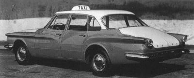 Прикрепленное изображение: 1963 Plymouth Valiant Taxi Cab.jpg