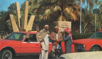 Прикрепленное изображение: Такси в Кувейте.jpg