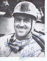 Прикрепленное изображение: Original AUTOGRAPH - MAURICE TRINTIGNANT - Ferrari - 24h Le Mans winner.jpg