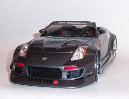 Прикрепленное изображение: Nissan 350z Gray (4).JPG