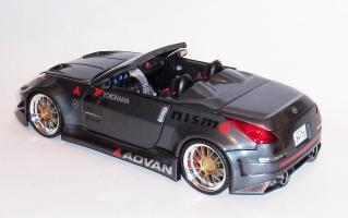 Прикрепленное изображение: Nissan 350z Gray (8).JPG