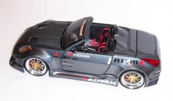 Прикрепленное изображение: Nissan 350z Gray (7).JPG
