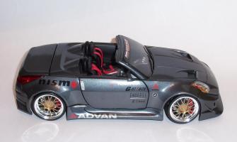 Прикрепленное изображение: Nissan 350z Gray (11).JPG