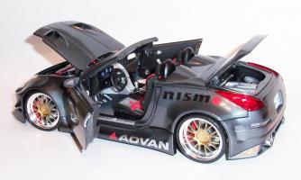Прикрепленное изображение: Nissan 350z Gray (14).JPG
