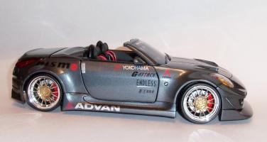 Прикрепленное изображение: Nissan 350z Gray (12).JPG