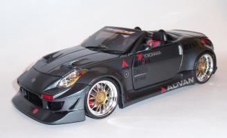 Прикрепленное изображение: Nissan 350z Gray (5).JPG