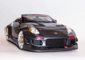 Прикрепленное изображение: Nissan 350z Gray.JPG