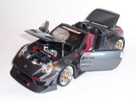 Прикрепленное изображение: Nissan 350z Gray (13).JPG