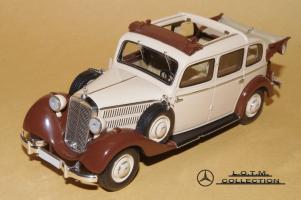 Прикрепленное изображение: 131. 1936 W138 260D Landaulet (Esval Models) (1).JPG