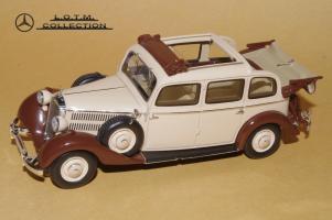 Прикрепленное изображение: 131. 1936 W138 260D Landaulet (Esval Models) (2).JPG
