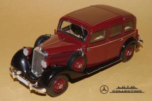 Прикрепленное изображение: 130. 1936 W138 260D Landaulet (Esval Models) (1).JPG