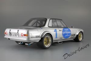 Прикрепленное изображение: Mercedes-Benz 450 SLC AMG ETCC 1978 Minichamps 107783201_10.JPG