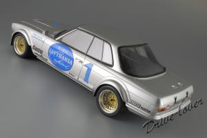 Прикрепленное изображение: Mercedes-Benz 450 SLC AMG ETCC 1978 Minichamps 107783201_14.JPG