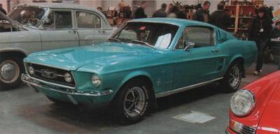 Прикрепленное изображение: `67 Mustang Fastback.jpg
