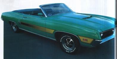 Прикрепленное изображение: `70 Ford Torino Convertible.jpg