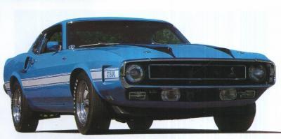 Прикрепленное изображение: `70 Shelby Mustang 001.jpg