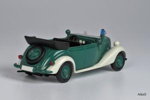 Прикрепленное изображение: Mercedes-Benz W136 1951 170 Da Polizei - Tourenwagen (OTP) Кузнецов 022 2.jpg