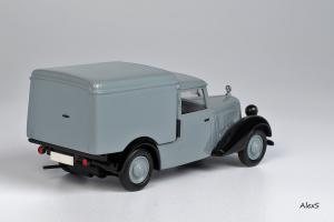 Прикрепленное изображение: Mercedes-Benz W136 1946 170 V Kasten-Lieferwagen Hagele Кузнецов 014 2.jpg
