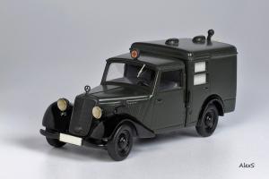 Прикрепленное изображение: Mercedes-Benz W136 1946 170 V Krankenwagen Hagele Кузнецов 016 1.jpg