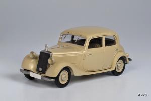 Прикрепленное изображение: Mercedes-Benz W136 1950 170 V Limousine 4-Turen Кузнецов 019 1.jpg