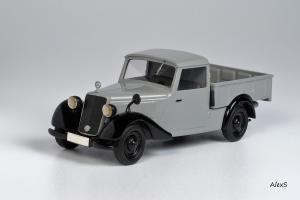 Прикрепленное изображение: Mercedes-Benz W136 1946 170 V Pritschenwagen Hagele Кузнецов 013 1.jpg
