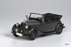 Прикрепленное изображение: Mercedes-Benz W136 1951 170 Da Polizei - Tourenwagen (OTP) Кузнецов 021 1.jpg