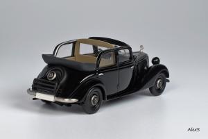 Прикрепленное изображение: Mercedes-Benz W136 1937 170 V Cabrio-Limousine 4-Turen Taxi Кузнецов 007 2.jpg