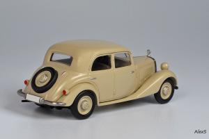 Прикрепленное изображение: Mercedes-Benz W136 1950 170 V Limousine 4-Turen Кузнецов 019 2.jpg