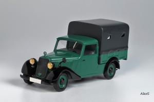 Прикрепленное изображение: Mercedes-Benz W136 1946 170 V Polizei-Streifenwagen Hagele Кузнецов 015 1.jpg