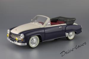 Прикрепленное изображение: Wartburg 311 Cabriolet Revell 08428_01.JPG