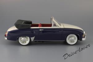 Прикрепленное изображение: Wartburg 311 Cabriolet Revell 08428_03.JPG