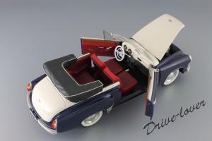 Прикрепленное изображение: Wartburg 311 Cabriolet Revell 08428_07.JPG