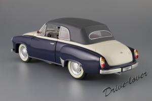 Прикрепленное изображение: Wartburg 311 Cabriolet Revell 08428_13.JPG