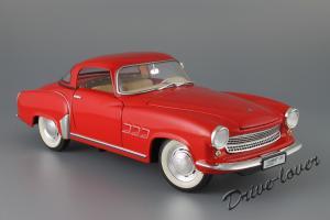 Прикрепленное изображение: Wartburg 313 Sport Coupe Revell 08839_09.JPG