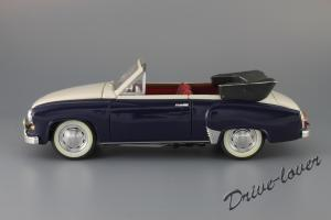 Прикрепленное изображение: Wartburg 311 Cabriolet Revell 08428_02.JPG
