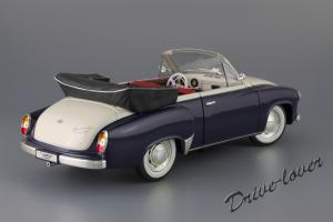 Прикрепленное изображение: Wartburg 311 Cabriolet Revell 08428_06.JPG