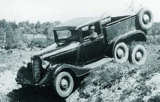 Прикрепленное изображение: ГАЗ-21(6Х4) - 1937.03.jpg