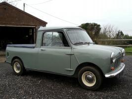 Прикрепленное изображение: Austin Mini Pick Up - 1961.01.jpg