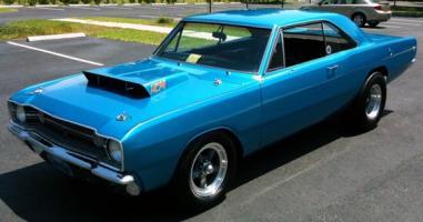 Прикрепленное изображение: 69 Dodge Dart 426 Hemi, 68dodge49119-1.jpg