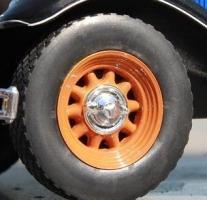Прикрепленное изображение: Mercedes-Benz 460, 460 K Nürburg W08 blau, schwarz 1928 (Model Car Group), IMG_8801.JPG