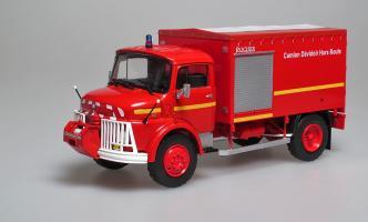 Прикрепленное изображение: LAF 911 ROCHER des Sapeyrs Pompiers Dela Somme 1965 Altaya.jpg