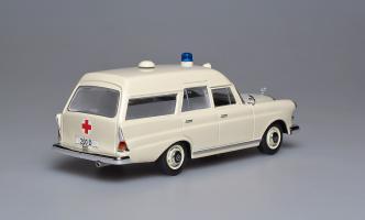 Прикрепленное изображение: 200 D W110 Binz Ambulance 1965. IXO (1).jpg