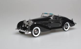 Прикрепленное изображение: 540K W29 Spezial Roadster sn408383 (original) 1939 Ilario.jpg